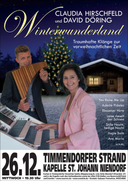 26.12.2018, Timmendorfer Strand - Kapelle St. Johann Niendorf