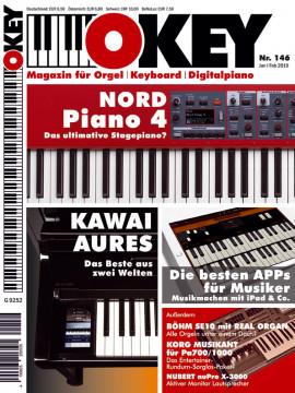 OKEY Ausgabe 146 - Januar/Februar 2019