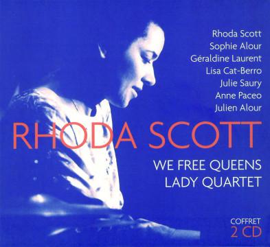 Rhoda Scott - We Free Queens / Lady Quartett (2CD)