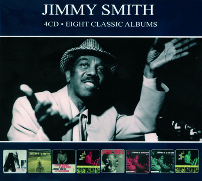 Smith Jimmy - 8 Classic Albums